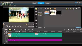 урок 2  Плеер Corel Videostudio PRO X7