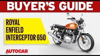 Royal Enfield Interceptor 650 | Buyer's Guide | Autocar India