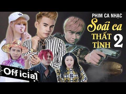 Phim Ca Nhạc Soái Ca Thất Tình 2 - Tăng Anh Tuấn, Mai Tuyết Trần, Lee Thiên Vũ