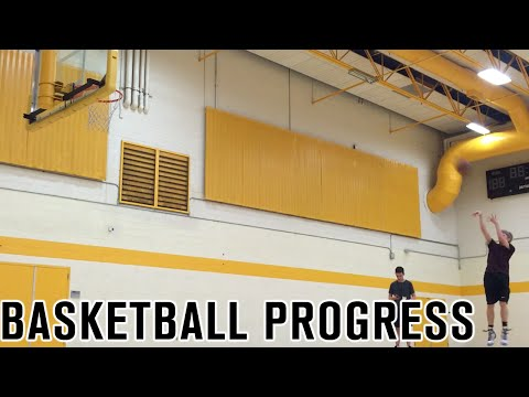 My Basketball Progress!