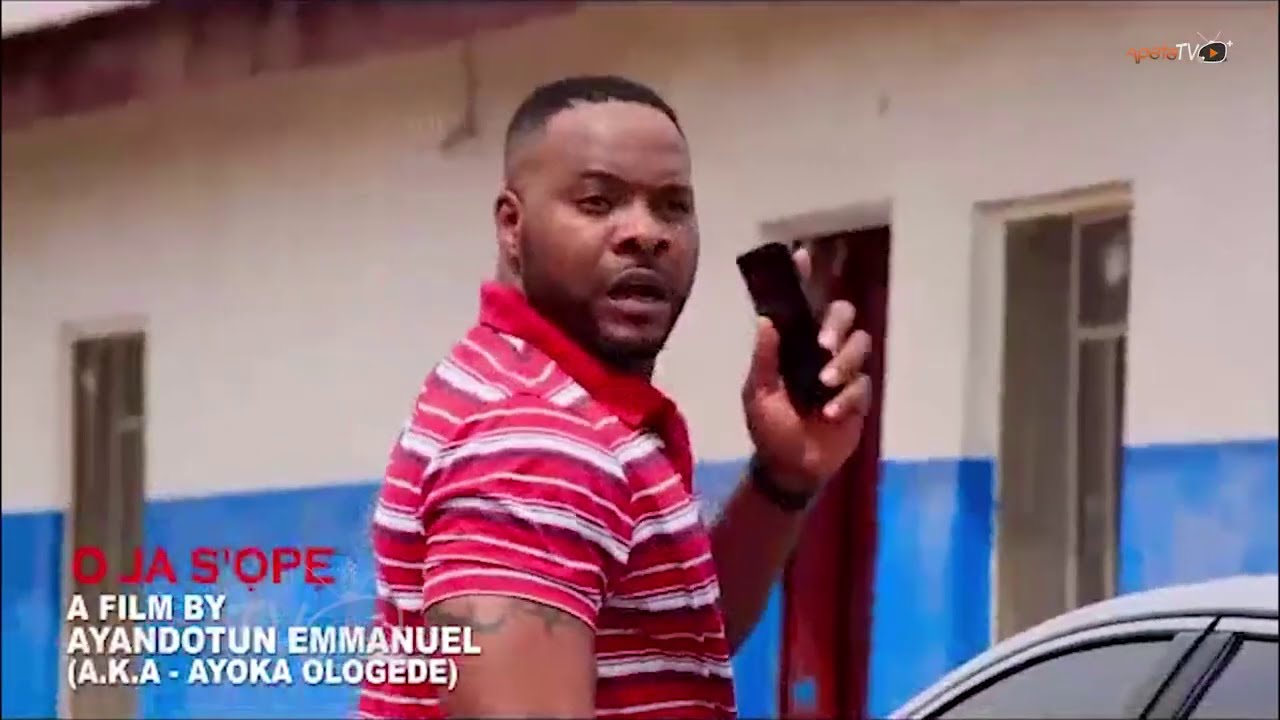 Download Ojasope Yoruba Movie 2020 Now Showing On ApataTV+