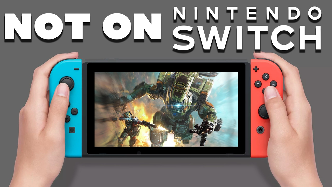 Every Game Not Coming To Nintendo Switch The Know Gaming