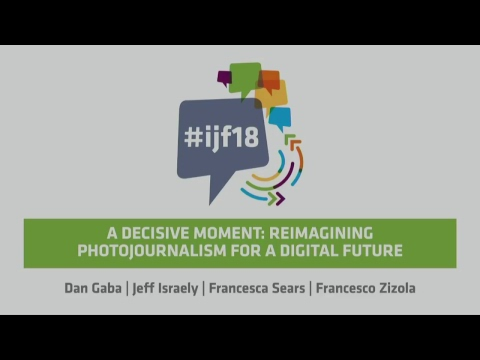 A decisive moment: reimagining photojournalism for a digital future