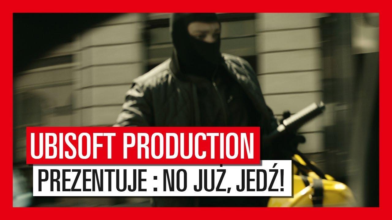 Mario + Rabbids Kingdom Battle: No już, jedź! (live action trailer)