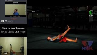 NFGL Live: UFC Personal Trainer (2011, Nintendo Wii) #21