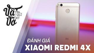 Vật Vờ| Đánh giá chi tiết Xiaomi Redmi 4X: giá rẻ, rất đáng dùng