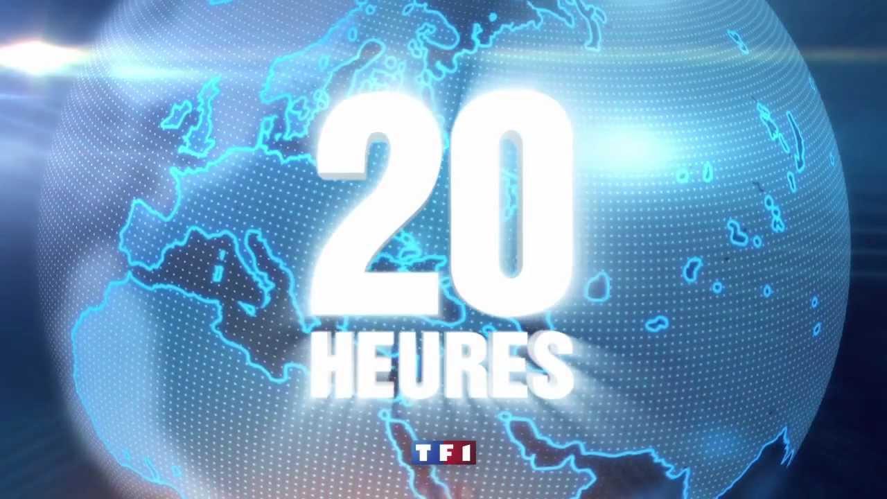 TF1 - Générique fictif 20 Heures Final - YouTube