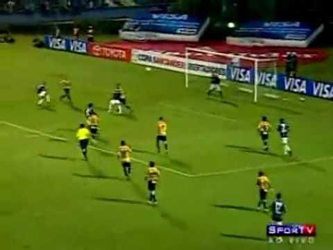 85984e16c4174 Palmeiras 1 x 0 Sport - Libertadores 2009 - Melhores Momentos - YouTube