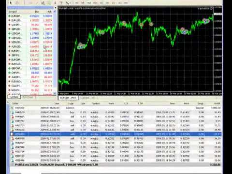 Automated Forex Trading System - My Live Results with Fap Turbo