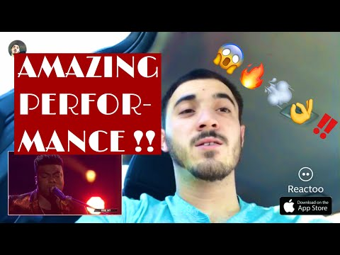 "Kirk Jay Performs ""Tomorrow"" - The Voice 2018 Live Top 11 Performances - Reaction Video"