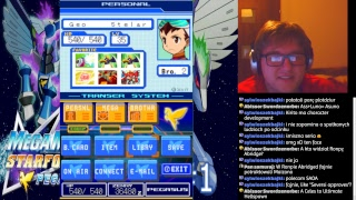 Streamujemy w MegaMan Star Force - Pegasus (#07)