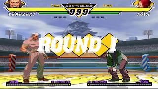 Capcom VS SNK 2 EO HD Xbox One X (Saiyan Groove Ultimate Damage Speed Battles #3)