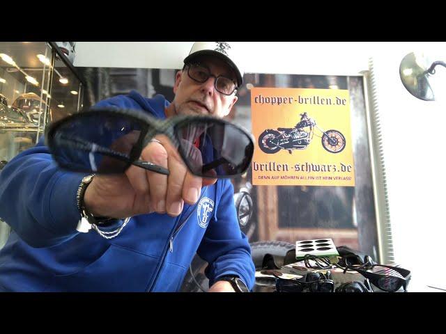 Bikerbrillen bzw. Chopperbrillen Tips 7 - Marke Leader