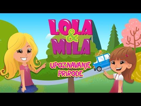 LOLA & MILA // UPOZNAVANJE PRIRODE // CRTANI FILM (2019)