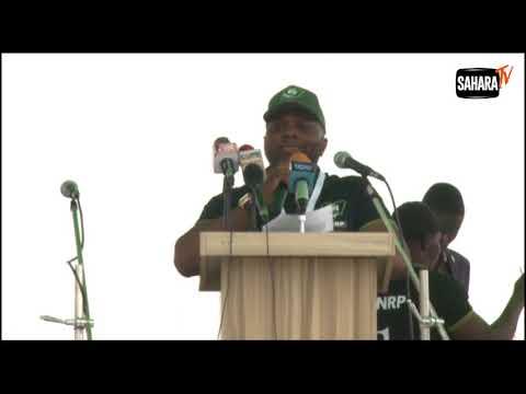 Highlights Of Abundant Nigeria Renewal Party (ANRP) Congress