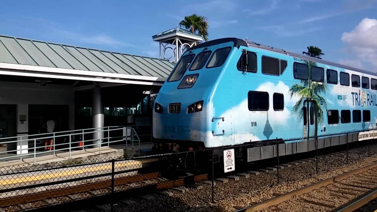 Pompano Beach To Miami Train