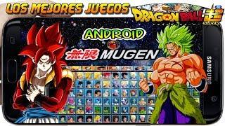 Top 5 Especataculares Juegos MUGEN Android para tu móvil fácil descarga