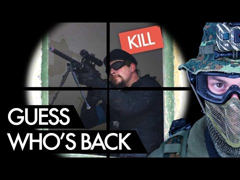 Urban Airsoft Sniper - Novritsch is back!