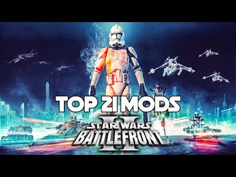 Top 21 Star Wars Battlefront II 2005 Mods And Maps