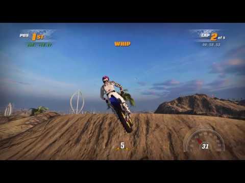 MX vs ATV Supercross encore Jackknife 125 world record