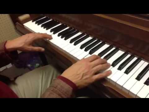 Separate ways piano tutorial 1st vase