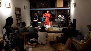 CANAE 華菜枝~三線の花(sanshin no hana), The sound of grass cafe, Yi...