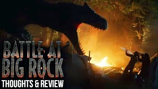 BATTLE AT BIG ROCK IS HERE!   My Thoughts, Reaction & Review