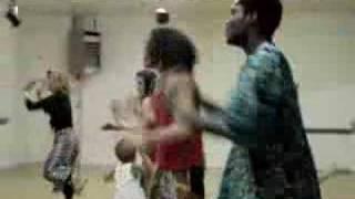 Maputo Mensah - African Dance Class