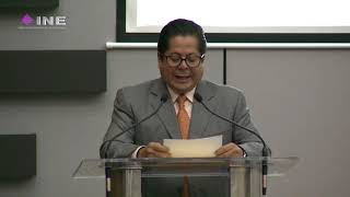 El Papel de las Encuestas en el Proceso Electoral. Inauguración y Conferencia Magistral