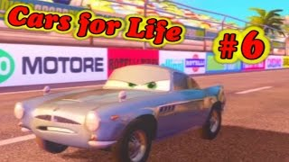 Cars 2 gameplay - Finn McMissile Level 1 Training Part 6/8