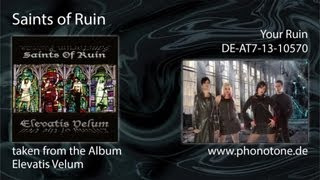 Saints of Ruin - Your Ruin