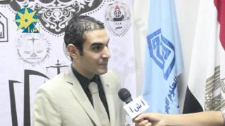 بالفيديوالمستشار محمد القاضى  نحن بحاجة ماسة لإعداد رجل القانون الجيد لخدمة الوطن