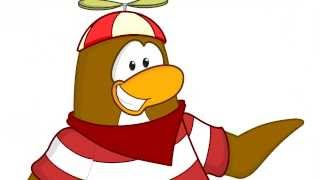 Club Penguin: How to draw Edu Wunsch (NEW)