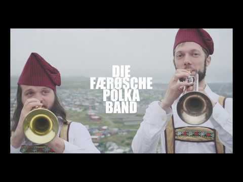Die Færøsche Polkaband: Polka polka polka (Official music video)