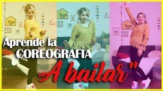 Karol Sevilla I Tutorial Coreografia A Bailar I #TutorialABailar