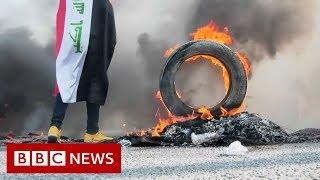 Iraq ends year in political turmoil - BBC News