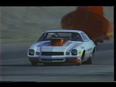 Drag Racing 1982 NHRA World Finals PRO STOCK Semi Finals