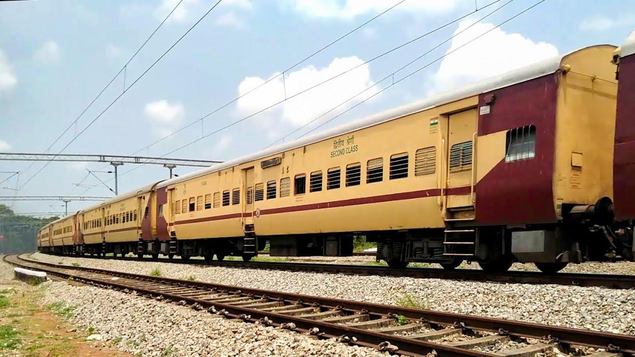 Shramik Special Trains skipping Udupi Station at Full Speed!