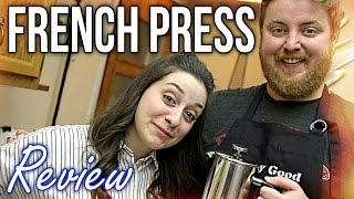How To Make French Press Coffee | Ecooe Review