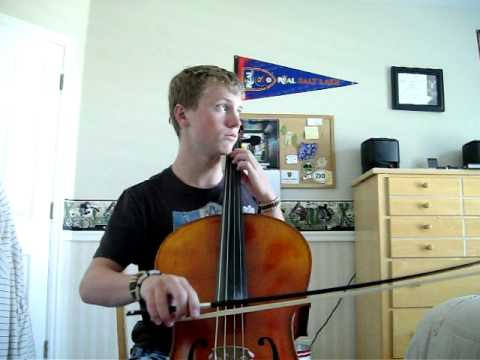 Seven Nation Army by the White Stripes Bass Line - Cello