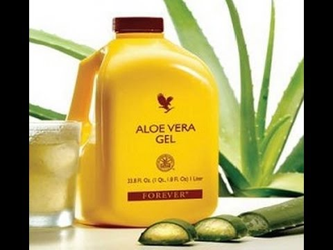 Top 10 Reasons To Drink Aloe Vera GelTM FOREVER LIVING PRODUCTS