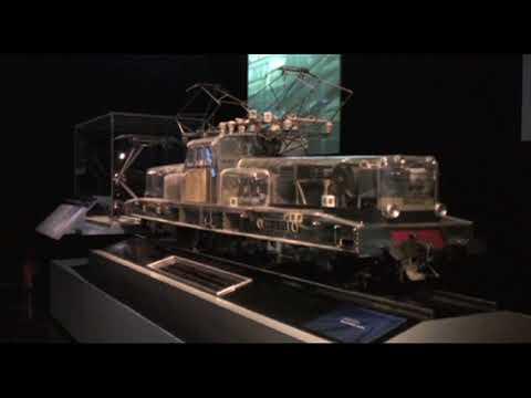 RP146 : « Toujours plus vite ! Les défis du rail », au musée des Arts et Métiers
