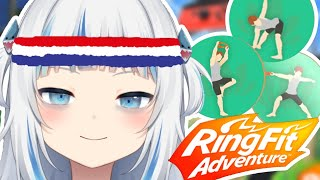 [RING FIT ADVENTURE] YOGA EPISODE