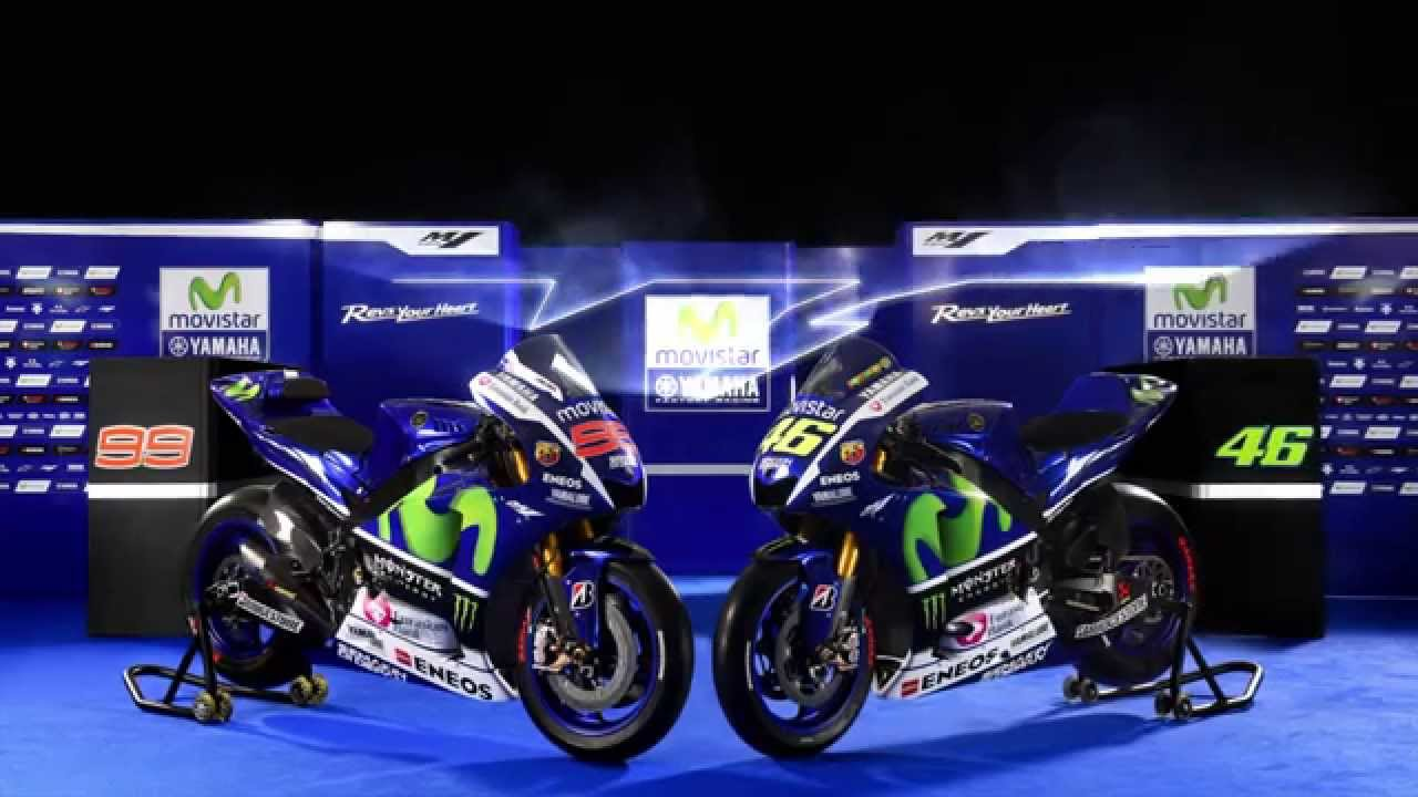 2015 yamaha yzr-m1 - youtube