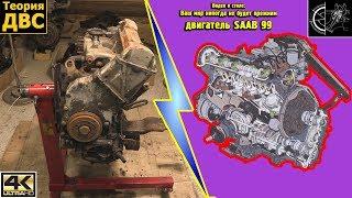Видео В Стиле: Ваш Мир Никогда Не Будет Прежним - Двигатель Saab 99