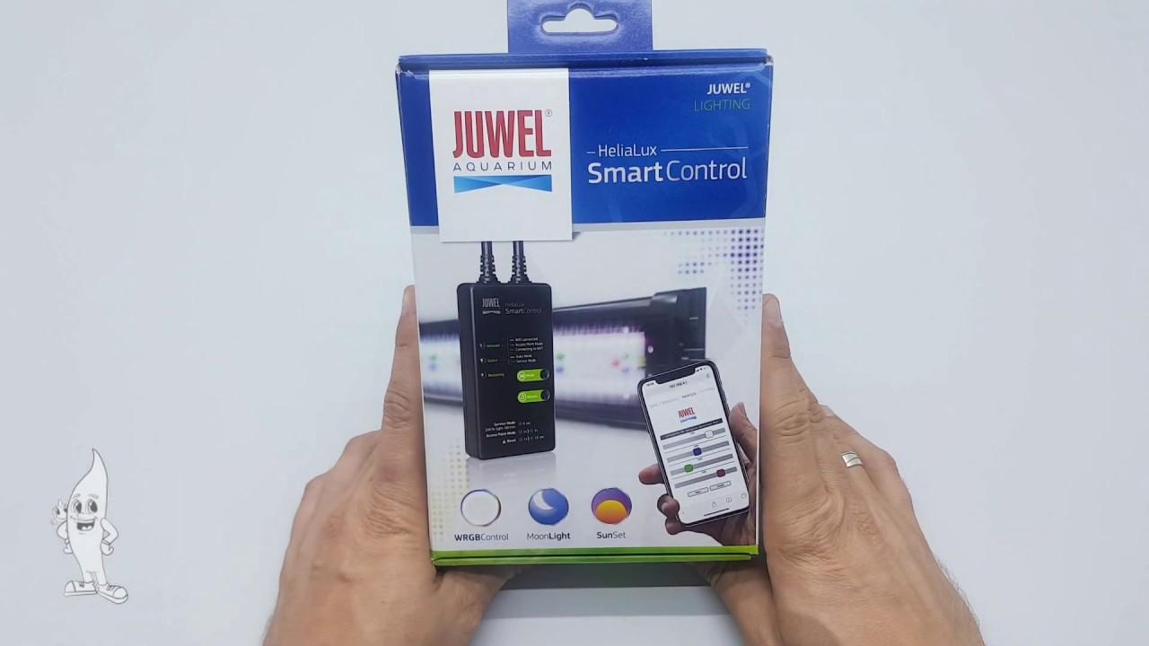 Aquaplantsonline Unboxing Juwel Helialux Smartcontrol Youtube