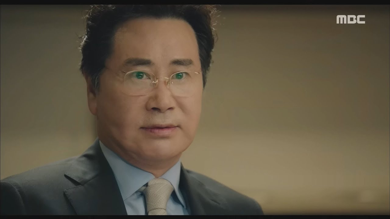 [The banker] EP22,a chairman threatening Kim Sang-joong,더 뱅커 20190501