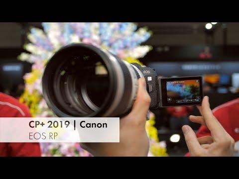 Canon EOS RP & RF 70-200 F2.8 | Vollformat für 1.499 Euro im Hands-On-Test [CP+ 2019]