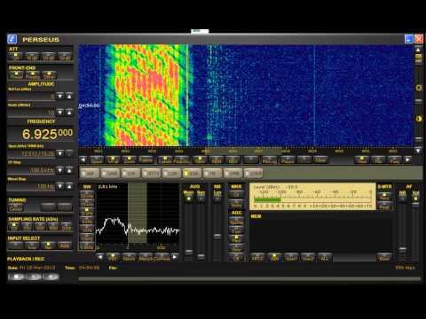 Blue Ocean Radio 6925 kHz USB 15-03-2013 0440z
