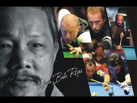 Greatest Matches - Efren \'Bata\' Reyes VS Top 5 Famous Pool Players